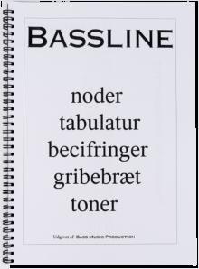 Bassline 1 (Nodebog)