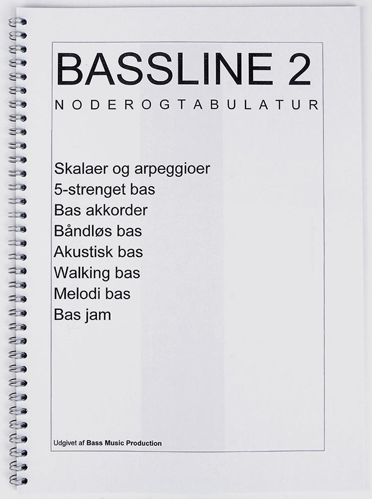 Bassline 2 (Nodebog)