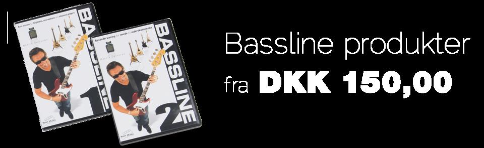 Bassline Webshop