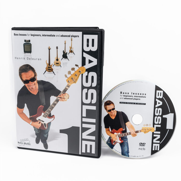 Bassline 1 english eductaional dvd