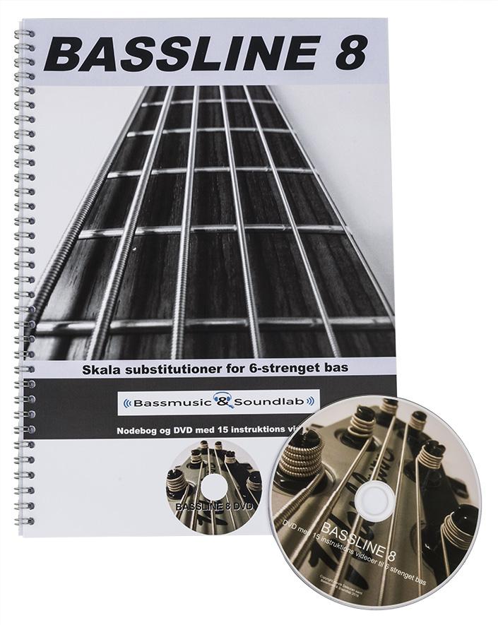 Bassline 8 (Nodebog + DVD)
